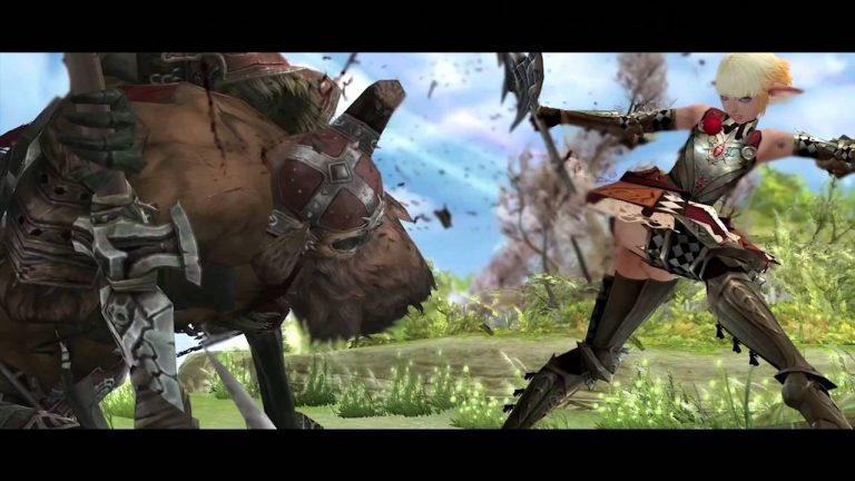 Lineage2 | Ertheia Full Story Trailer